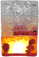 Real Life Story - Explosion by Mikaley