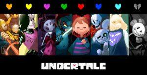 Undertale - Heart and Soul by ukalayla