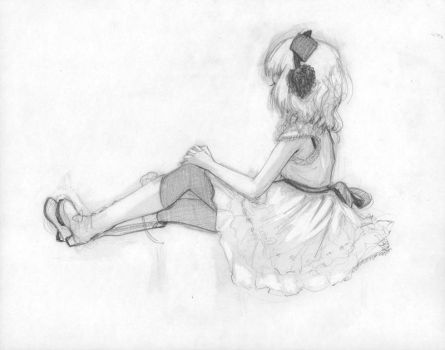 Dr. Sketchy's Live Art nr.7 by camilladerrico