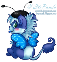 Butterfly Pandy by StePandy