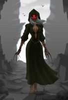death maiden by daimontribe