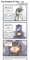 Fire Emblem IF Only p1 by Caseko by Caseko