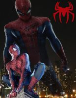 Legend of the Spider-Man movies by stick-man-11