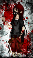 Bloody Girl by Kryhelis