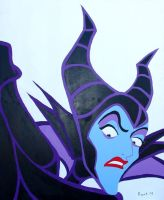 Maleficent by UnkleKnuckleDuster