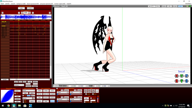 [MMD WIP] I've Finally Started by Madison15711