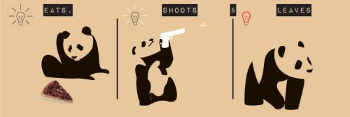 Eats, shoots and leaves by chief-elliott