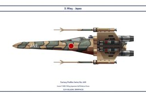 Fantasy 649 X Wing Japan by WS-Clave