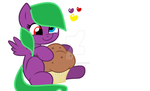Me Loves MUFFINS by KittenLover1324