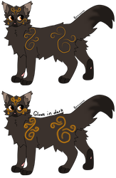 New RP Cat for Splash by EnderDrawsEverything