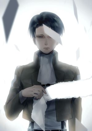His Love Letter (Levi XReader- One Shot!) by ErenJaegerandAOT on
