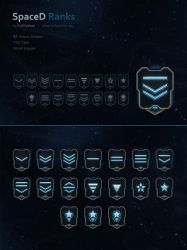 SpaceD Ranks by Evil-S