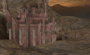 MMD Dark Castle stage by amiamy111