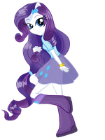 ::+Equestria Girls-Rarity+:: by Apple-Rings