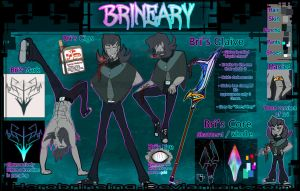Brineary's Bio Sheet [Read Bio details below] by Dierinks