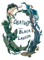 It Came From the Black Lagoon by kiri-no-tanuki