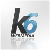 k6 webmedia logotype by tondowebmedia