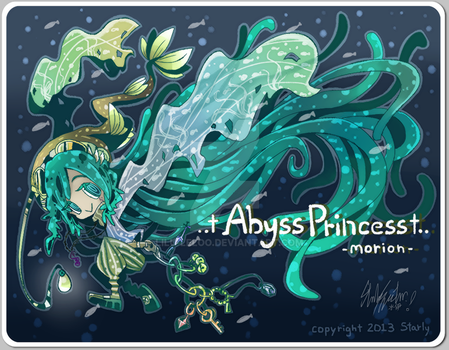 ..+ Abyss Princess +.. by Lilu-Leloo