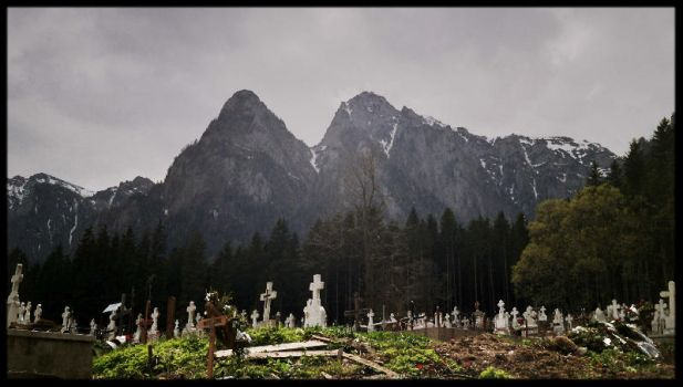 high cemetery two by earthlab