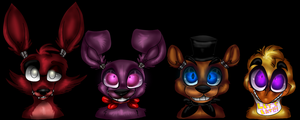 Five Nights At Freddy's by PlagueDogs123