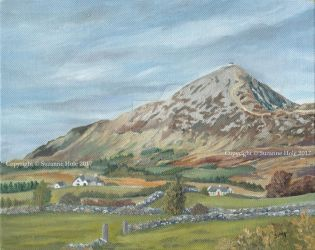 Croagh Patrick by SuzanneHole