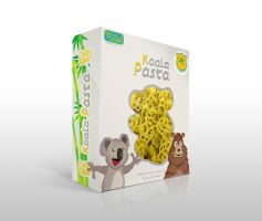 Pasta package design by Matylly