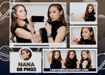 [PNG PACK #609] Nana - After School by fairyixing