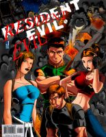 Resident Evil Cover By ME by Ari-Spike-Nadelman