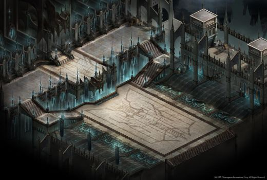 Hades City by ChangYuanJou