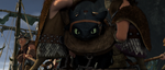 Gaze of Toothless -scr- by Rishkhaan