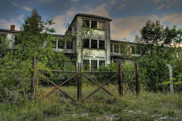 old factory by LexartPhotos
