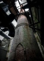 Chimney by fibreciment