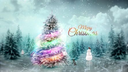 Merry Christmas 2016 by xvsvinay