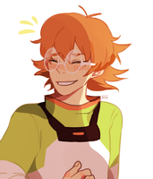Pidge by aishii-trash