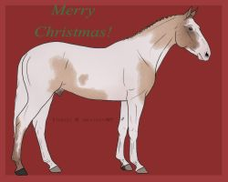 Xmas Design for Arly by WB-Equine-Art