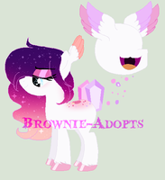 Sunrise themed Hosekini - Auction CLOSED by Brownie-Adopts