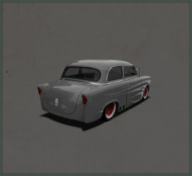Trabant P50 by dusthead-23
