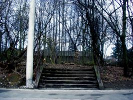 Stairway to nowhere by nplhse