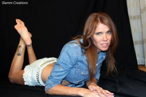 Veronika Valentine - Escape or Be Tickled 2 by slamm345