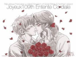 109th Entente Cordiale 2013 by frukdilection