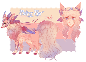 Fairy Fox | Auction - CLOSED | by Judaime