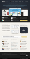 Redux WordPress Theme by ormanclark