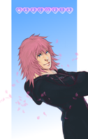 Marluxia by Firnheledien