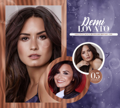 Photopack 25818 - Demi Lovato by southsidepngs
