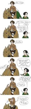Napoleon Complex by sillyVantas