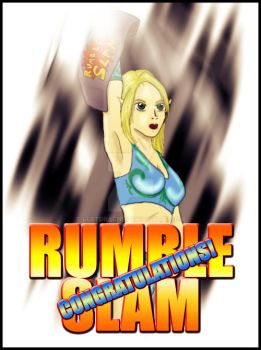 Congratulations Rumble Slam by luftdrache