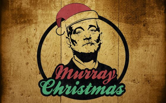 Murray Christmas by ripper23