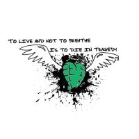 Green Day Tattoo Idea by MissMachineArt