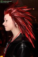 Axel - Flamesilocks by gwiishie