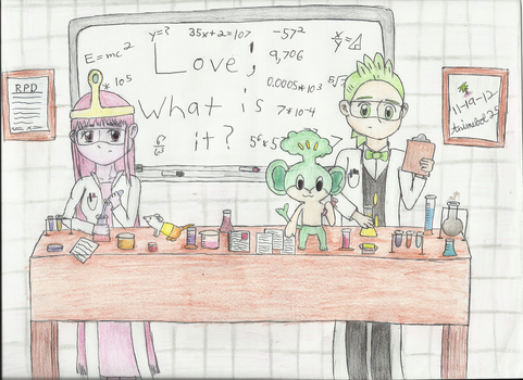 Chemistry by Animebot25